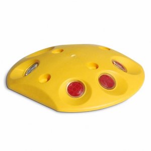 14004 MG - gelb Markierungsknopf